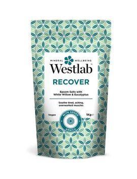 Westlab Bathing Salts Recover 1kg by Westlab