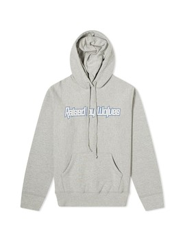 Raised By Wolves Brutalist Popover Hoody by Raised By Wolves