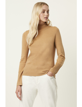Babysoft Roll Neck Sweater by French Connection