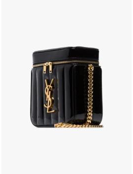Vicky Zip Around Bag by Saint Laurent