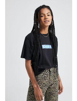 Obey Depot Black T Shirt by Obey