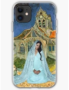 Lana Del Rey & Vincent Van Gogh I Phone Case & Cover by Konoe