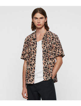 Monteray Short Sleeve Shirt by Allsaints