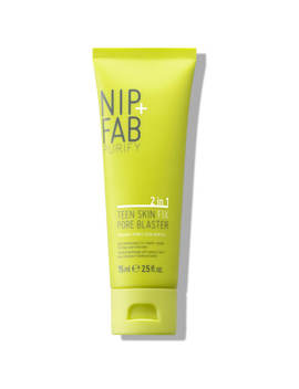 Nip+Fab Teen Skin Fix Pore Blaster 2 In 1 Scrub/Mask 75ml by Nip+Fab