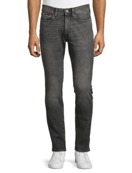 Mid Rise Skinny Jeans by Tommy Hilfiger Denim