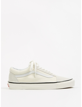 Old Skool 36 Dx   (Anaheim Factory) Classic White by Vans