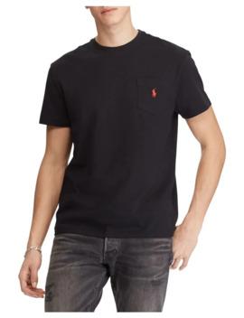 Classic Fit Cotton T Shirt by Polo Ralph Lauren