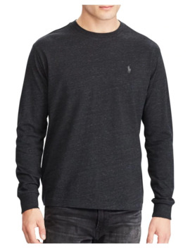 No Pocket Classic Fit Cotton Tee by Polo Ralph Lauren