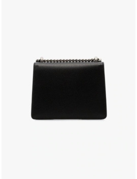 Black Dionysus Mini Leather Bag by Gucci