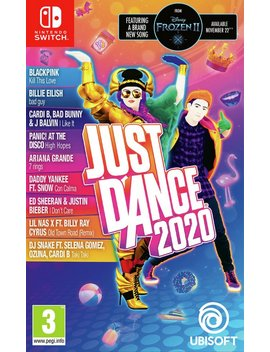 Just Dance 2020 Nintendo Switch Game165/0002 by Argos