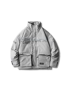 Hansler   Zip Padded Jacket by Hansler