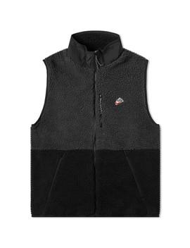 Nike Sherpa Fleece Vest by Nike
