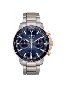 Bulova 98 B301 Men's Marine Star Wristwatch by Ebay Seller