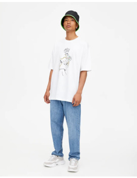 Fido Dido 7 Up T Shirt by Pull & Bear