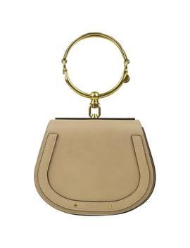 Leather Clutch Bag by Chloé
