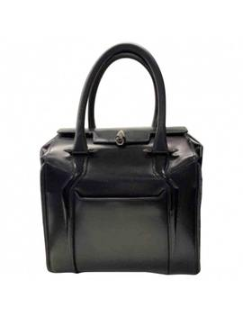 Leather Handbag by Mugler