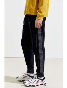Champion Velour Track Pant by Champion