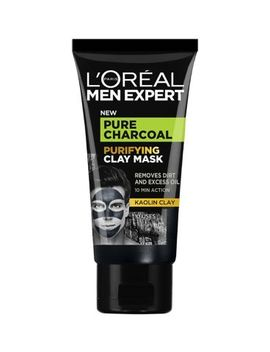 L'oreal Men Expert Pure Charcoal Purifying Clay Mask 50ml by L'oreal