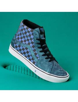 Vans X Harry Potter™ Iridescent Comfycush Sk8 Hi Shoes by Vans