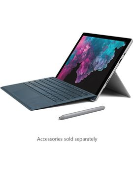 """12.3"""" Intel® Core™ I5 Surface Pro 6   128 Gb Ssd, Platinum by Currys"""