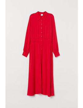 Vestido Con Cuello by H&M