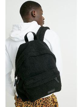 Eastpak Padded Pak'r Black Teddy Backpack by Eastpak