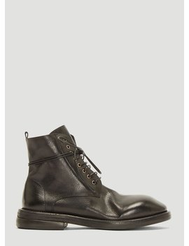 Dodone Boots In Black by Marsèll