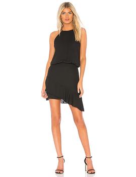Halter High Low Mini Dress by Krisa