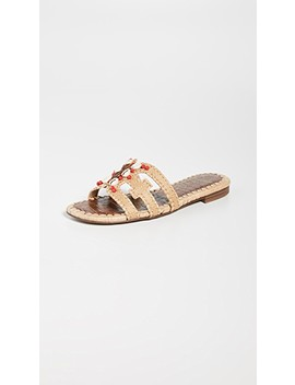 Bradie Slide Sandals by Sam Edelman