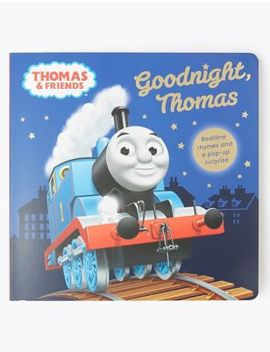 Goodnight Thomas Storybook by Marks & Spencer