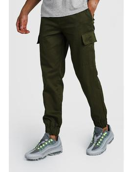 Utility Pocket Cargo Jogger Trouser by Boohoo