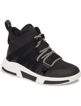 Carita High Top Sneaker by Fitflop