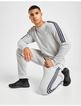 Adidas Essential Crew Neck Sweatshirt by Adidas