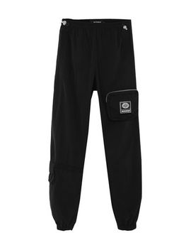 Utility Black Trousers by Misbhv