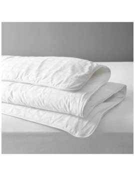 John Lewis & Partners Specialist Synthetic Active Anti Allergy Duvet, 7 Tog by John Lewis & Partners