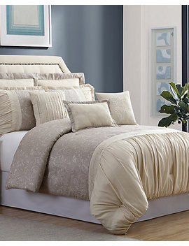 Colonial Home 8pc Jacquard Comforter Set by Colonial Home