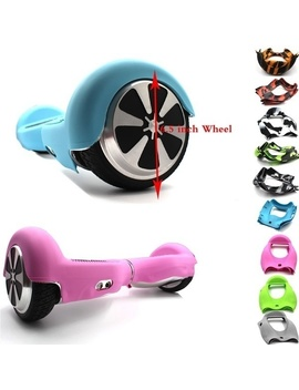 Outdoor Sport 6.5 Inch 2 Wheels Smart Self Balancing Scooter Silicone Case Cover Protection Hoverboard Outer Protective by Wish