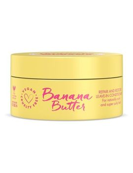 Umberto Giannini Banana Butter Leave In Conditioner by Umberto Giannini