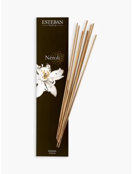 Esteban Neroli Incense Sticks by Esteban