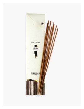 Esteban Cedre Incense Sticks by Esteban