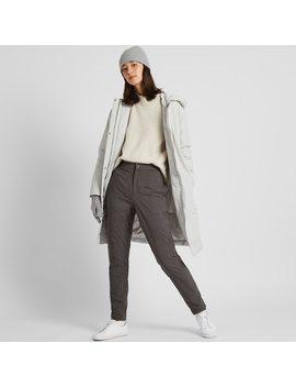 Pantalon Heattech Chaud DoublÉ Polaire Femme by Uniqlo