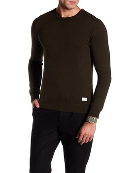 Knit Crew Neck Sweater by Lindbergh
