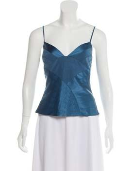 Sleeveless Silk Top W/ Tags by Marc By Marc Jacobs
