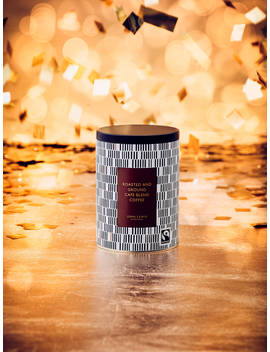John Lewis & Partners Coffee Café Blend Tin, 205g by John Lewis & Partners
