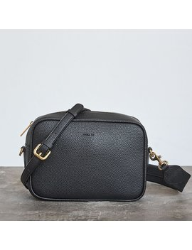 Grace     Cross Body   Black [No Ar Logo]        Grace     Cross Body   Black [No Ar Logo] by Angela Roi