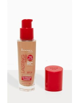 Rimmel Lasting Finish 25 Hour Foundation 303 True Nude by Prettylittlething