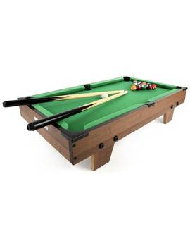 27 Inch Pool Table728/9570 by Argos