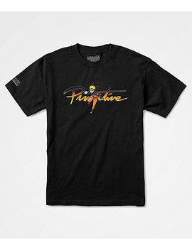 Primitive X Naruto Nuevo Black T Shirt by Zumiez