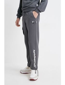 Aprex Supersoft Iron Cross Country Track Pants by Aprex Supersoft
