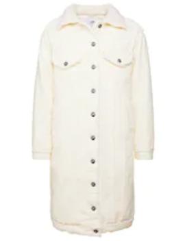 Long Jacket   Winter Coat by Sixth June